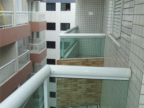 apartamento residencial à venda, cidade ocian, praia grande. - codigo: ap2560 - ap2560