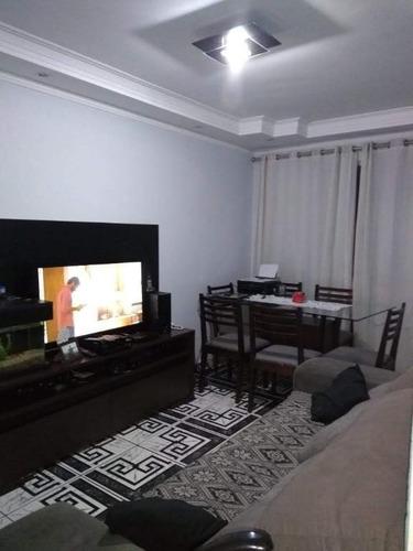 apartamento residencial à venda, cidade satélite santa bárbara, são paulo. - ap1519
