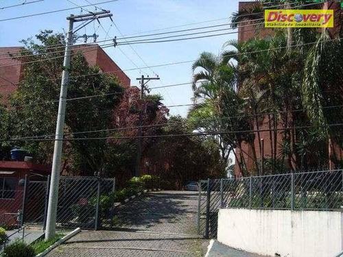 apartamento  residencial à venda, cocaia, guarulhos. - ap0057