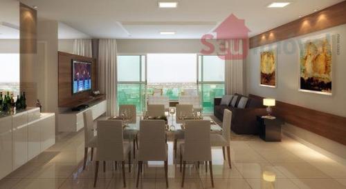 apartamento  residencial à venda, cocó, fortaleza. - ap0212