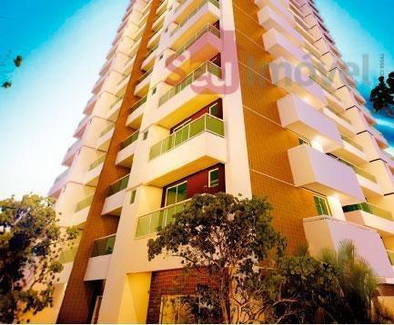 apartamento  residencial à venda, cocó, fortaleza. - ap0306