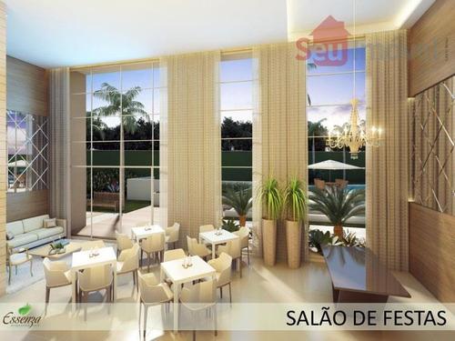 apartamento residencial à venda, cocó, fortaleza - ap0505. - ap0505