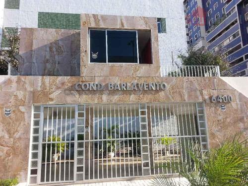 apartamento  residencial à venda, cocó, fortaleza. - ap0649
