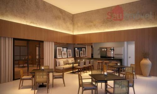apartamento residencial à venda, cocó, fortaleza. - ap0802