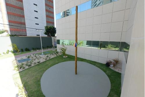 apartamento residencial à venda, cocó, fortaleza. - ap1264