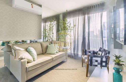 apartamento residencial à venda, cocó, fortaleza. - ap1272