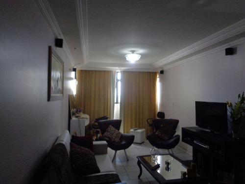 apartamento residencial à venda, cocó, fortaleza. - ap2050