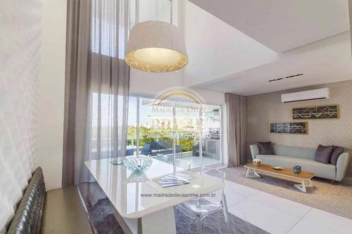 apartamento residencial à venda, cocó, fortaleza. - ap2062