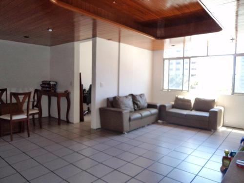 apartamento residencial à venda, cocó, fortaleza - ap2743. - ap2743
