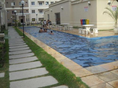 apartamento residencial à venda, cocó, fortaleza. - ap2790