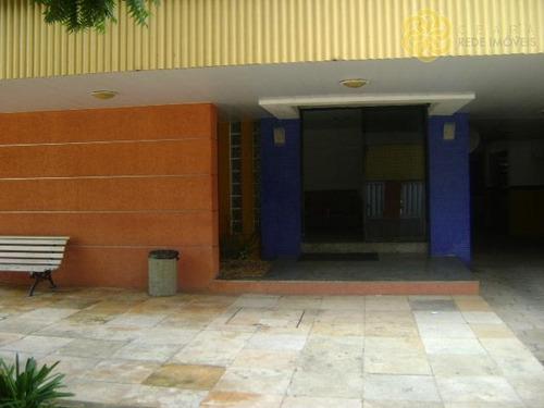 apartamento residencial à venda, cocó, fortaleza. - ap3018