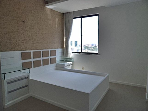 apartamento residencial à venda, cocó, fortaleza. - ap3446