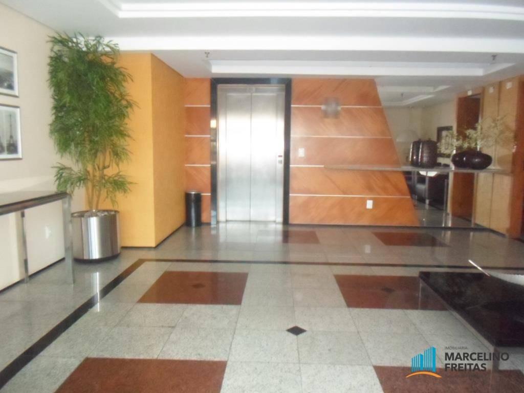 apartamento residencial à venda, cocó, fortaleza. - codigo: ap2278 - ap2278