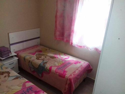 apartamento residencial à venda, colônia (zona leste), são paulo. - ap8443
