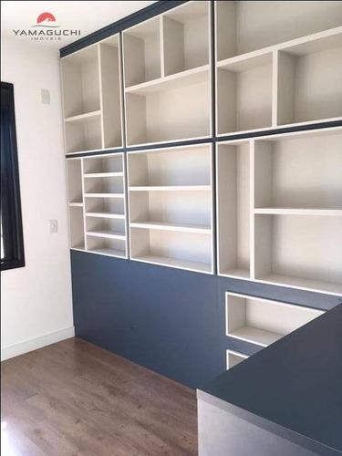 apartamento residencial à venda, com 86 m2, residencial san marino, paulínia. - codigo: ap0030 - ap0030