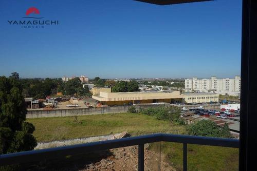 apartamento residencial à venda, com 88 m², no condomínio residencial das pedras, paulínia. - codigo: ap0055 - ap0055