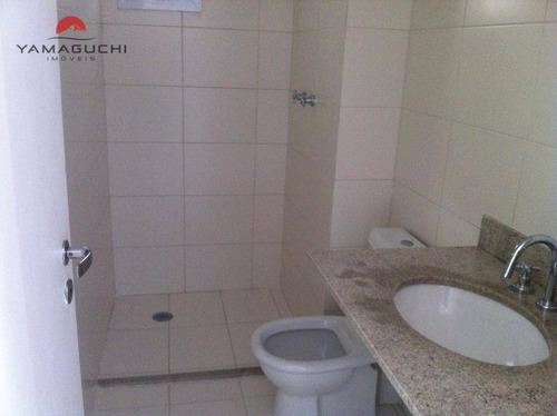 apartamento residencial à venda, com 97,08 m², no condomínio spettacolo - tatuapé, são paulo - codigo: ap0050 - ap0050