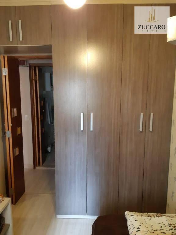 apartamento residencial à venda, condomínio alphaview, barueri. - ap11860