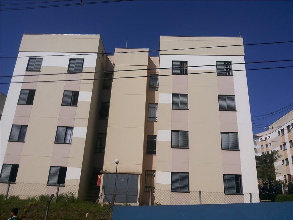 apartamento residencial à venda, condomínio alvorada i, valinhos. - ap0340