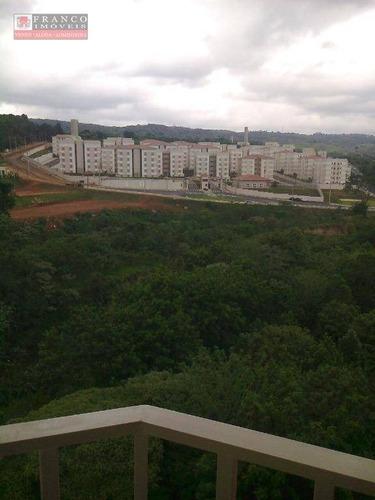 apartamento residencial à venda, condomínio bosque do frutal, capuava, valinhos. - ap0125