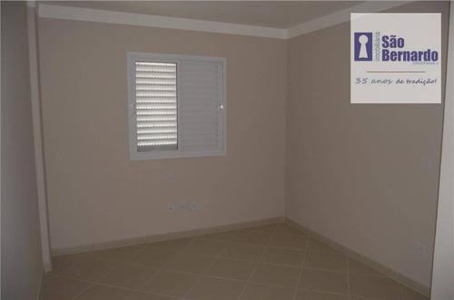 apartamento residencial à venda, condomínio convivere, jardim são paulo, americana. - ap0244