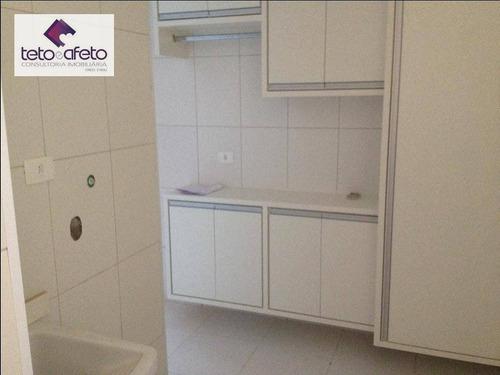 apartamento residencial à venda, condomínio fechado, atibaia - ap0227. - ap0227