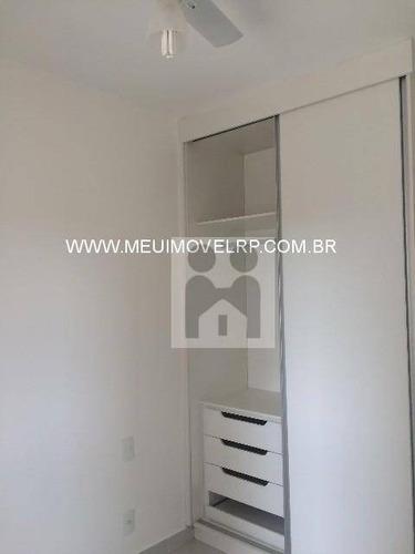 apartamento residencial à venda, condomínio ipê roxo, ribeirão preto - ap0148. - ap0148