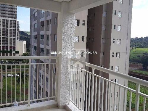 apartamento residencial à venda, condomínio ipê roxo, ribeirão preto - ap0347. - ap0347