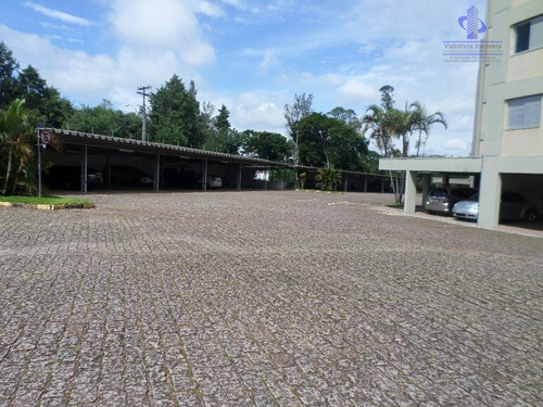 apartamento residencial à venda, condomínio residencial portal do quiririm, valinhos. - ap0842