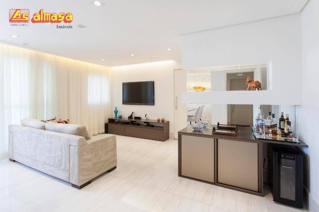 apartamento residencial à venda, condominio supremo, vila augusta, guarulhos. - ap0170
