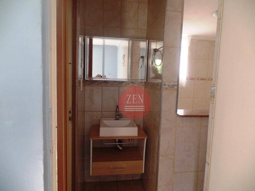 apartamento  residencial à venda, conjunto residencial josé bonifácio, são paulo. - ap6007