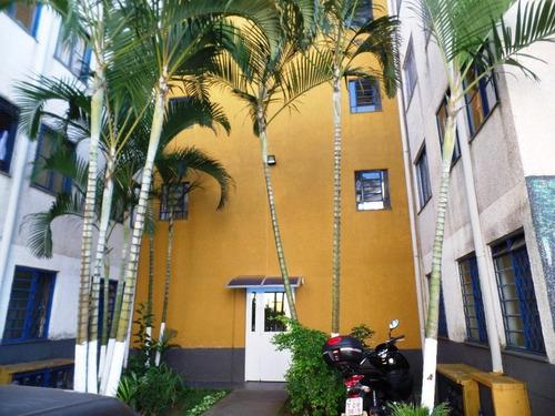 apartamento residencial à venda, conjunto residencial josé bonifácio, são paulo. - ap8463