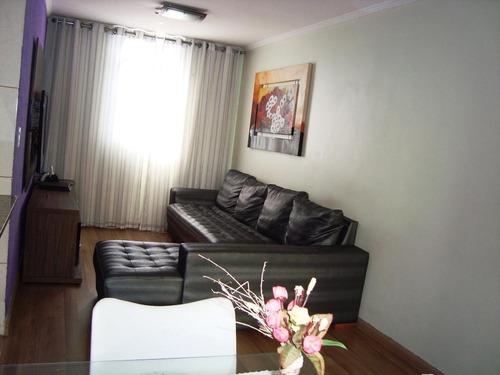 apartamento residencial à venda, conjunto residencial josé bonifácio, são paulo. - ap8505