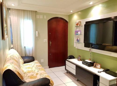 apartamento residencial à venda, conjunto residencial josé bonifácio, são paulo. - ap8509