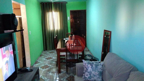 apartamento residencial à venda, conjunto residencial josé bonifácio, são paulo. - ap8667