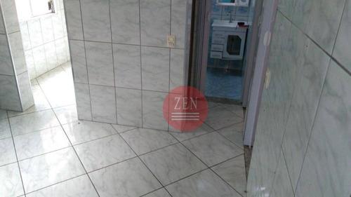 apartamento residencial à venda, conjunto residencial josé bonifácio, são paulo. - ap8713