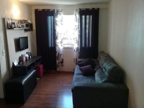 apartamento residencial à venda, conjunto residencial sitio oratório, são paulo. - ap1479