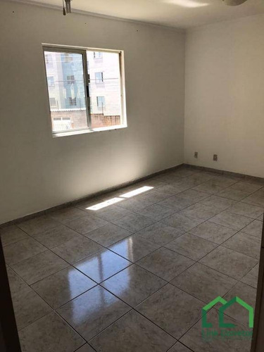 apartamento residencial à venda, conjunto residencial souza queiroz, campinas. - ap0562