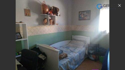 apartamento residencial à venda, conjunto residencial trinta e um de março, são josé dos campos. - ap11123