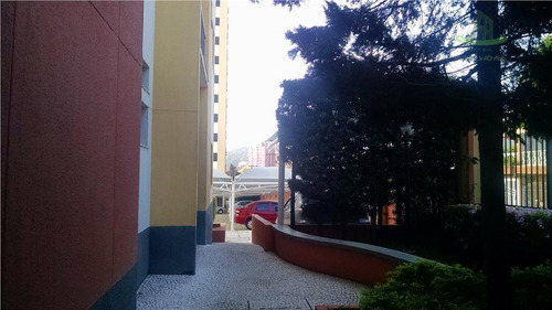 apartamento residencial à venda, conjunto residencial vista verde, são paulo. - ap0018