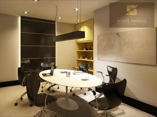 apartamento residencial à venda, consolação, são paulo. - codigo: ap2339 - ap2339