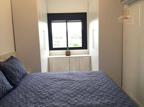 apartamento residencial à venda, cristal, porto alegre. - ap2660