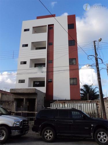 apartamento  residencial à venda, cristo redentor, joão pessoa. - ap3960