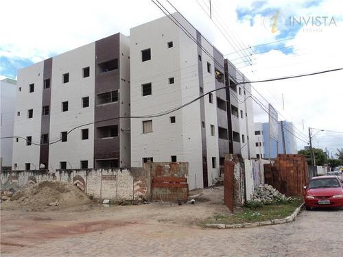 apartamento residencial à venda, cristo redentor, joão pessoa. - ap4008