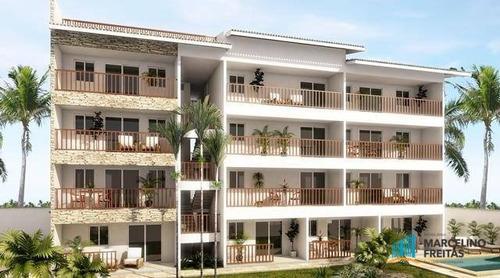 apartamento residencial à venda, cumbuco, caucaia. - codigo: ap2978 - ap2978
