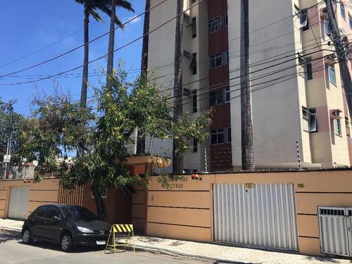 apartamento  residencial à venda, damas, fortaleza. - ap2081