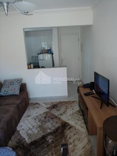 apartamento  residencial à venda, demarchi, são bernardo do campo. - ap1119