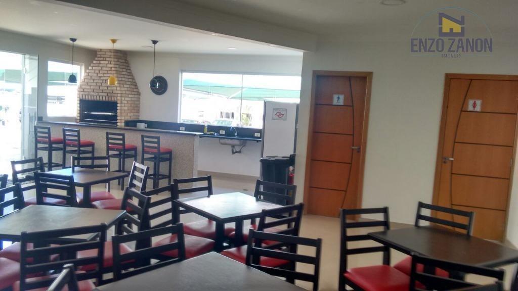 apartamento residencial à venda, demarchi, são bernardo do campo. - ap1290