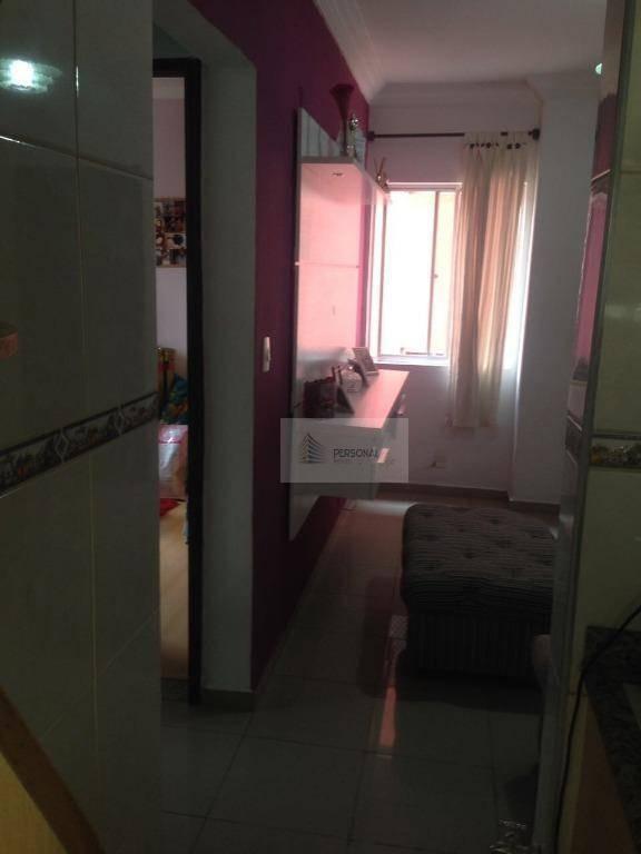 apartamento residencial à venda, demarchi, são bernardo do campo. - ap1571