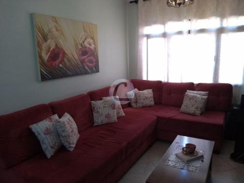 apartamento residencial à venda, demarchi, são bernardo do campo. - ap3561